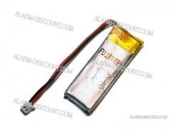 BATTERIE POUR TELECOMMANDE LCD POUR ALARME DE VOITURE SQUALE SV-3000 : ALARM-DISCOUNT.COM