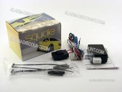 AUTOMIRROR - MODULE RETROVISEUR ELECTRIQUE RABATTABLE : ALARM-DISCOUNT.COM