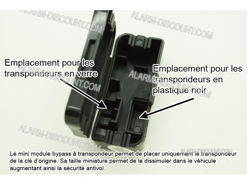 module bypass miniaturepour demarrage a distance bp bypass cle codee demarrage a distance. Black Bedroom Furniture Sets. Home Design Ideas