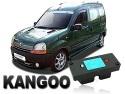Clé de désactivation d'anti démarrage pour Renault Kangoo de 1996 à 2002