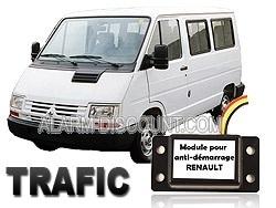 Module de désactivation d'anti démarrage pour Renault Trafic 1 de 1994 à 2000