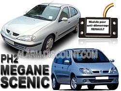 Module de désactivation d'anti démarrage pour Renault Megane/scenic de 1999 à 2003