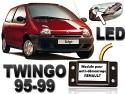 Module de désactivation d'anti démarrage pour Renault Twingo de 1995 à 1999