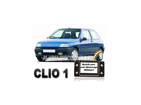 Module de désactivation d'anti démarrage pour Renault Clio 1 de 1994 à 1999