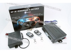 MODULE BYPASS CLE CODEE DEMARRAGE A DISTANCE KIT PACK1 : ALARM-DISCOUNT.COM