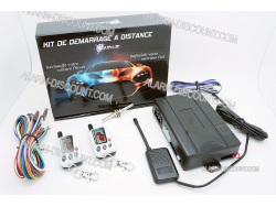 DEMARRAGE A DISTANCE DELUXE KIT GROUPE ELECTROGENE VOITURE AUTO