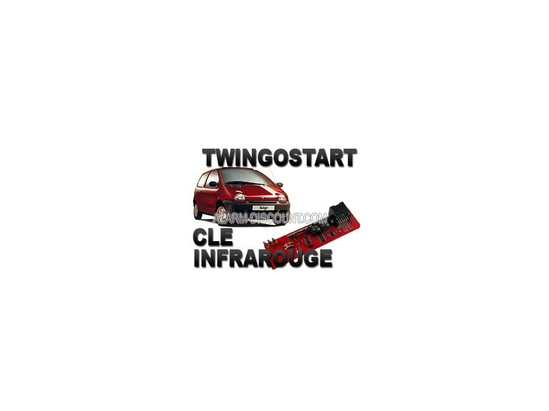 twingostart desactiver anti demarrage renault twingo 1995 1999. Black Bedroom Furniture Sets. Home Design Ideas