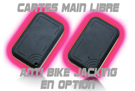 carte anti bike jacking main libre moto et scooter