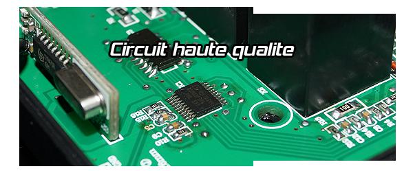 Circuit haute qualite kit de centralisation