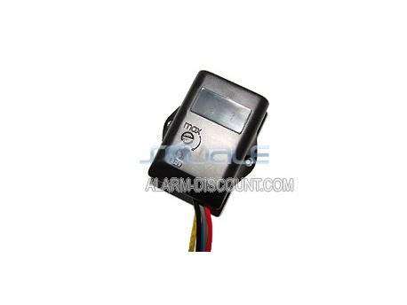RELAIS TEMPORISE AUTO 12V 15A 5 FILS NO NF POUR ALARME MOTO ALARME VOITURE ALARME SCOOTER : ALARM-DISCOUNT.COM