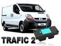 Clé de désactivation d'anti démarrage pour Renault Trafic 2 tous modèles