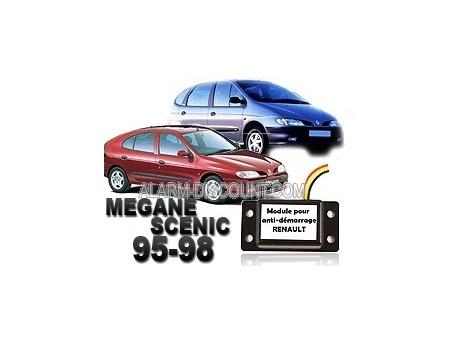 Module de désactivation d'anti démarrage pour Renault Megane/scenic phase 1 de 1995 à 1998