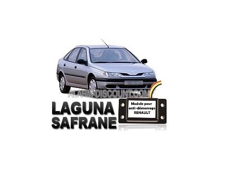 Module de désactivation d'anti démarrage pour Renault Laguna de 1994 à 1998