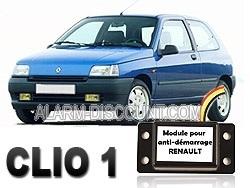 Module de désactivation d'anti démarrage pour Renault Clio 1