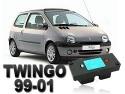 Clé de désactivation d'anti démarrage pour Renault Twingo de 1999 à 2001
