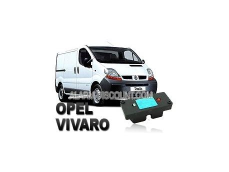 Clé de désactivation d'anti démarrage pour Opel vivaro jusqu'à 2006