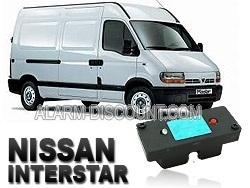 Clé de désactivation d'anti démarrage pour Nissan Interstar 1ère génération