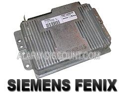 Désactive l'anti démarrage calculateur renault SIEMENS FENIX 5