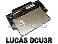 Désactive l'anti démarrage calculateur renault LUCAS DCU3R