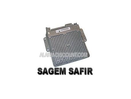 Désactive l'anti démarrage calculateur renault SAGEM SAFIR