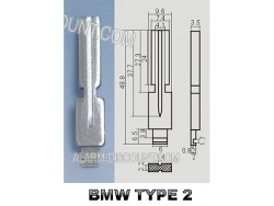 AMORCE CLE BMW INSERT CLE BMW CLE TELECOMMANDE BMW : ALARM-DISCOUNT.COM
