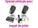 Kit centralisation universelle Hyundai CLE + 1 moteur