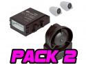 COBRA 4615 BUS CAN + choc + volumétrie + pager