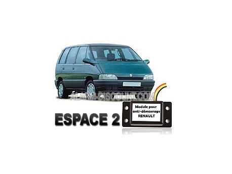Module de désactivation d'anti démarrage pour Renault Espace 2