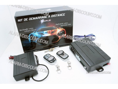 DEMARRAGE A DISTANCE KIT MODULE BYPASS GROUPE ELECTROGENE VOITURE AUTO