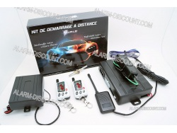 Kit DELUXE + Contacteur point mort + Bypass